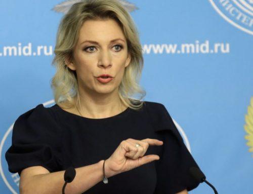 Ռուսաստանցի մասնագետներին Հայաստանի կենսալաբորատորիաներ թողնելու հուշագրի ստորագրումը չպետք է ձգձգվի․ Զախարովա