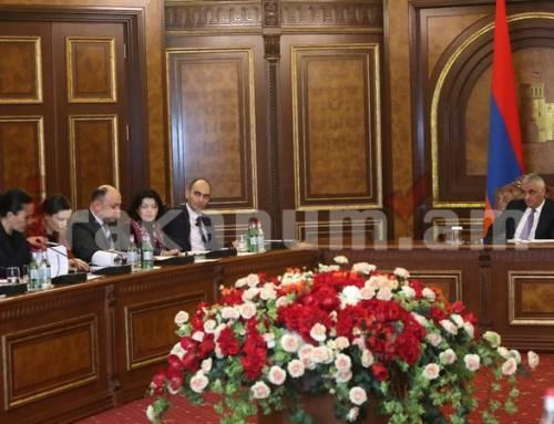 Փոխվարչապետ Մհեր Գրիգորյանի նախագահությամբ կայացել է միջգերատեսչական հանձնաժողովի հերթական նիստը
