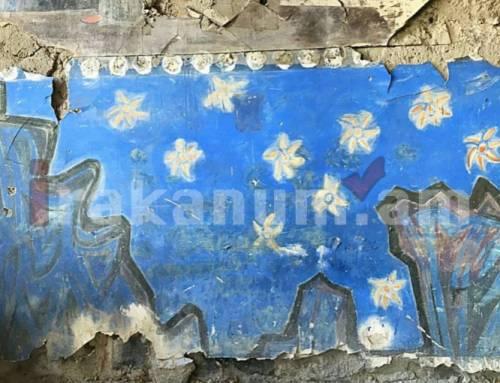 Մինաս Ավետիսյանի՝ Գյումրու կիսավեր գործարաններից մեկում գտնվող «Գիշեր» լուսանկարը գտնվում է կործանման եզրին. տուն-թանգարանն ահազանգում է (լուսանկարներ)