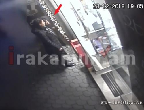 Երևանում գտնվող ժամացույցների խանութ-սրահից գողություն է կատարվել. ՔԿ-ն փնտրում է տեսապատկերված անձանց (տեսանյութ)