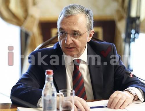 Հայաստանը կասկածի տակ չի դնում Գյումրու ռուսական ռազմաբազայի գոյությունը. Զոհրաբ Մնացականյան