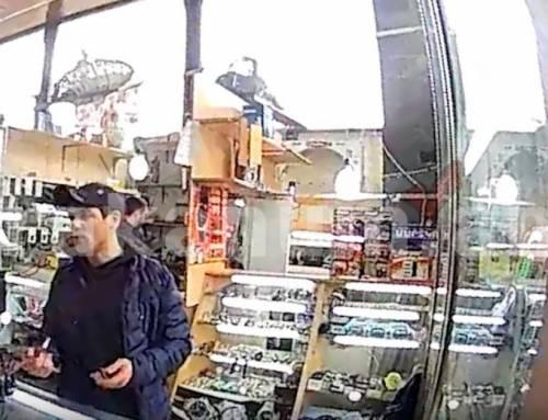 Ոստիկանները բացահայտել են Վարդաշենում կատարված բնակարանային գողությունը (տեսանյութ)