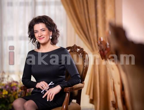 Հայաստանում կանանցից շատերն ամեն օր անհաղթահարելի թվացող կարծրատիպեր են կոտրում. Աննա Հակոբյան