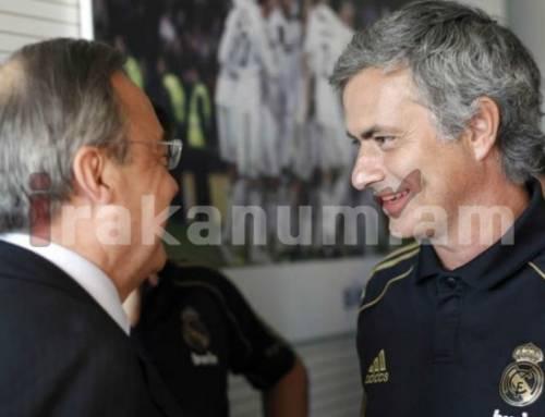 «Ռեալը» համոզված է, որ Մոուրինիոն կվերադառնա