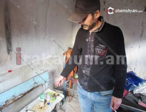 Կապանի 44-ամյա բնակչի մոտ հայտնաբերել են թմրամիջոց պատրաստելու եւ օգտագործելու պարագաներ