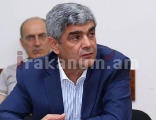 Վիտալի Բալասանյանը Բակո Սահակյանին խնդրում է ներում շնորհել իր դեմ մահափորձի համար դատապարտվածներին