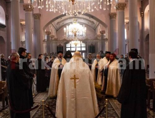 Երուսաղեմի Հայոց պատրիարքը ներկա կլինի Մեսրոպ արքեպիսկոպոս Մութաֆյանի հուղարկավորությանը
