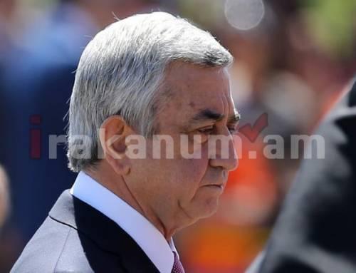 Սերժ Սարգսյանը մեկնել է Խորվաթիա