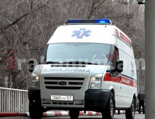 Մեքենան բախվել է ձնակույտին. վարորդը տեղում մահացել է
