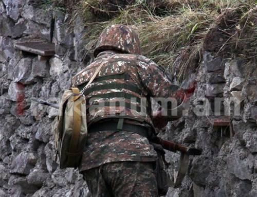Հակառակորդի զենքից զոհվել է 150 զինվոր, միջանձնային հարաբերություններից՝ 158 զինվոր
