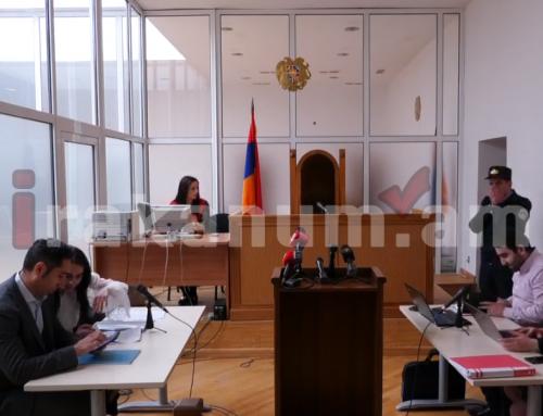 Ընթանում է Սեդրակ Քոչարյանն ընդդեմ Արթուր Վանեցյանի գործով դատական նիստը