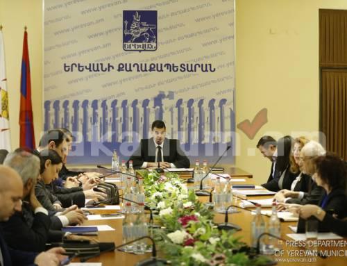 Երևանում տրանսպորտային նոր ցանցի կիրառման դեպքում առաջարկվում է նվազեցնել տրանսպորտային միջոցների քանակը. քաղաքապետարան