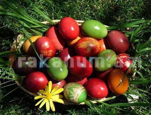 Այսօր Հիսուս Քրիստոսի հարության օրն է