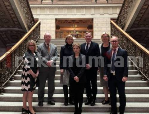 Հայաստանի և Ֆինլանդիայի արտաքին քաղաքական գերատեսչությունները քաղաքական խորհրդակցություններ են անցկացրել