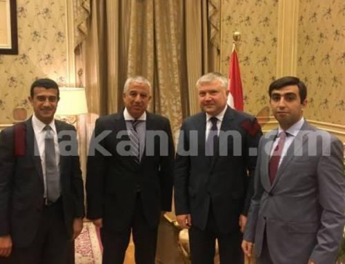 ՀՀ դեսպանը և Եգիպտոսի խորհրդարանի հանձնաժողովի նախագահը կարևորել են բարեկամության խմբերի սերտ աշխատանքները