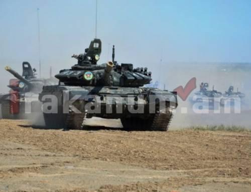 Ղազախստանում 8000 զինծառայողի մասնակցությամբ զորավարժություն է մեկնարկել