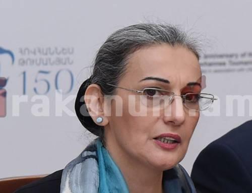 Բողոքի ակցիա կառավարության դիմաց. Պահանջում են Նազենի Ղարիբյանի հրաժարականը (ուղիղ)