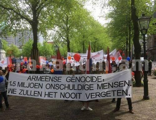 Հոլանդահայ համայնքը Հայոց ցեղասպանության ճանաչման պահանջով դիմել է Նիդեռլանդների կառավարությանը