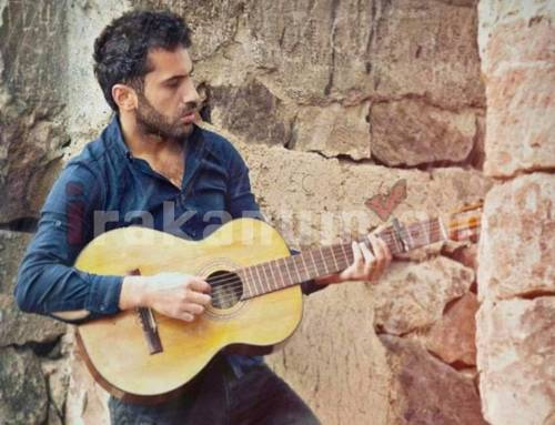 Սաս Շախպարյանը՝ «Իմ տարիներ» երգի ստեղծման մասին