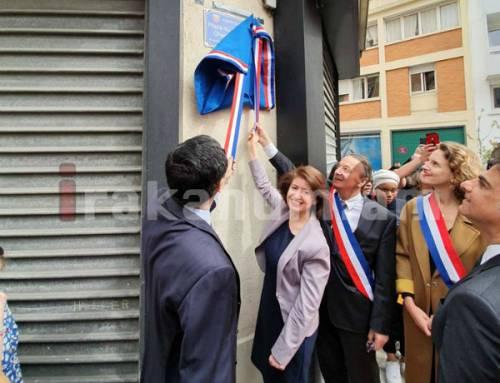 Ֆրանսիական Կլիշի քաղաքում Հայոց ցեղասպանության զոհերի հիշատակին նվիրված հրապարակ է բացվել