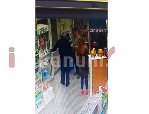 Երևանյան դեղատներից մեկից հափշտակվել է 1200 դոլար (տեսանյութ)