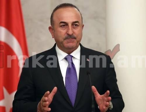 Թուրքիայի ԱԳՆ-ն արձագանքել է ապրիլի 24-ը Հայոց ցեղասպանության զոհերի ոգեկոչման օր սահմանելու մասին Մակրոնի կողմից հրամանագրի ստորագրմանը