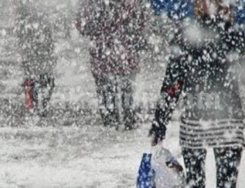 Հայաստանի 5 քաղաքներում ձյուն է տեղում