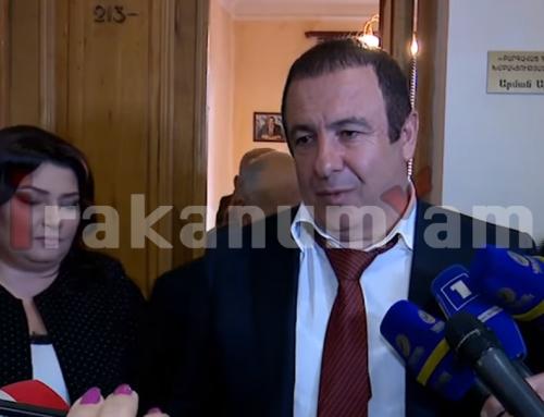 Գագիկ Ծառուկյանի փաստաբանները Վճռաբեկ բողոք կներկայացնեն