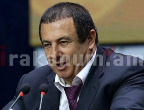 Պրովոկատորներ են ուղարկում ցեմենտի գործարան. Գագիկ Ծառուկյանը դժգոհ է ԱԺ հանձնաժողովի նախագահ Բաբկեն Թունյանից