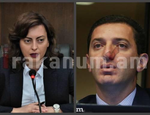 Լենա Նազարյանին, ով հեգնել է իմ հորդորը, հրավիրում եմ բանավեճի, ինքը կարող է ներկայանալ ծածկագրով, ես՝ ձեռնունայն. Գևորգ Պետրոսյան