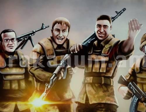 Անիմացիոն ֆիլմ՝ նվիրված Ապրիլյան քառօրյա պատերազմի հերոսներին
