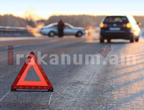 Մեքենան շրջվել է. վարորդը տեղում մահացել է