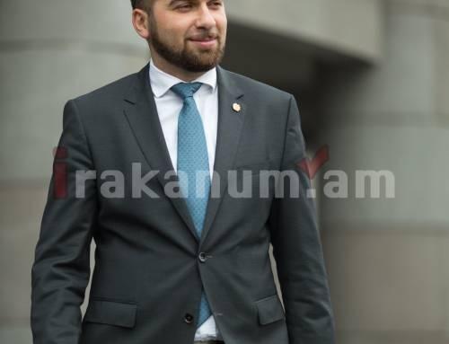 Փակելու  եմ Քոչարյանին ազատություն նվիրող դատարանի դուռը