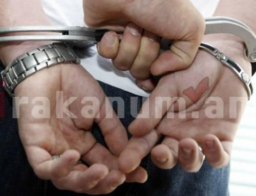 31-ամյա տղամարդու՝ իր մեքենայով հանդերձ բերման են ենթարկել. նրա մոտ գտել են մարիխուանա, ծալովի դանակ