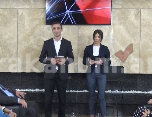 «Խոսքի արժեք». Հայաստանյան մամուլը՝ հետհեղափոխակական Հայաստանում