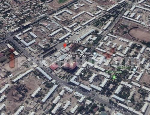 Ադրբեջանը հրթիռակոծել է սեփական քաղաքը