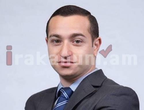 Մխիթար Հայրապետյանը դադարեցնում է Եվրանեսթում հայկական պատվիրակության ղեկավարի իր լիազորությունները