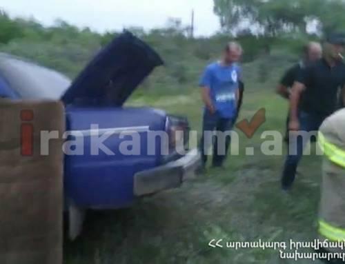 Ավտովթար՝ Ճամբարակ-Դրախտիկ ավտոճանապարհին. տուժածը մահացել է հիվանդանոցում