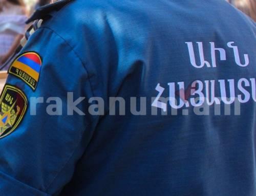 Փրկարարները 12 ահազանգ են ստացել Երևանում փակ դռների վերաբերյալ