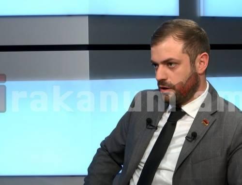 Գևորգ Պապոյանը՝ Հայաստանում գրանցված տնտեսական աճի և մենաշներհների դեմ պայքարի մասին