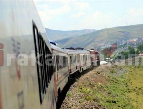 8 տարվա դադարից հետո վերագործարկվել է Թեհրան-Վան գնացքը