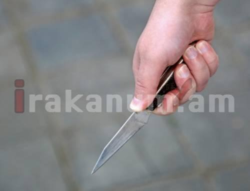 Հրազդանում՝ կոշկակարի կրպակում ծանոթը դանակահարել է 53-ամյա տղամարդուն