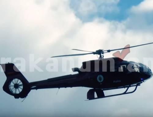 ՃՈ աննախադեպ ուժեղացված ծառայություն. ներգրավվել է նաև ուղղաթիռ