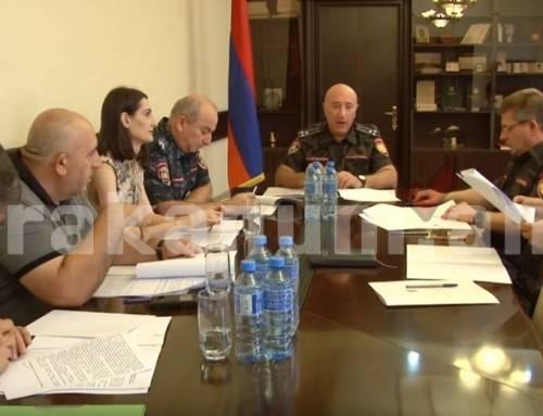 7 ոստիկան ազատվել է ծառայությունից, 2 ոստիկանի տրվել է խիստ նկատողություն (տեսանյութ)