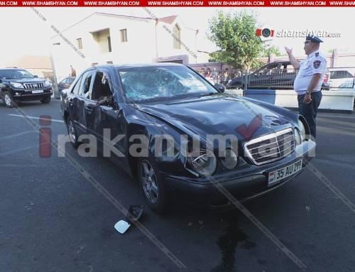 Ողբերգական դեպք Փարաքարի Սուրբ Հարություն եկեղեցու մոտ. 51-ամյա վարորդը Mercedes-ով վրաերթի է ենթարկել 13-ամյա աղջնակին