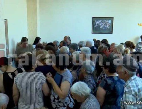 «Գ.Ծառուկյան» հիմնադրամի աջակցությունը Արմավիրի մարզի 500-ից ավելի ընտանիքներին