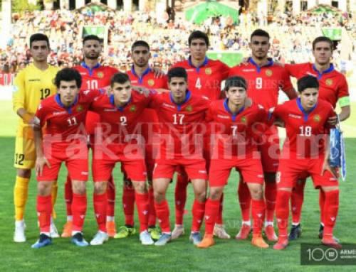 Հայաստանի Մ19 հավաքականը պարտվեց Իտալիայի Մ19 թիմին