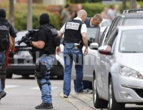 Ֆրանսիայում ձերբակալվել է G7-ի գագաթնաժողովի ժամանակ հրդեհ ծրագրելու համար մեղադրվող 5 ծայրահեղական