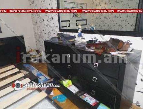 Երևանում թալանել են հանցագործ աշխարհում հայտնի «հեղինակություն» Սիբիր Գագոյի տունը