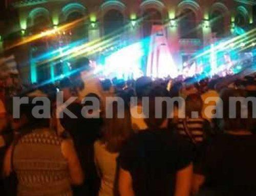 Տեղի ունեցավ Համահայկական խաղերի փակումը․ Հայաստան է ժամանել նաև երգչուհի Սիպիլը (տեսանյութ, լուսանկարներ)